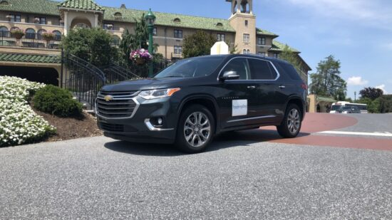 """Road Trips Tips and Products 2019 Chevrolet Traverse: """"Traverse-ing"""" the U.S.A. 3"""