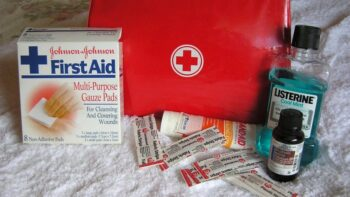 A day at the beach is more relaxing when you have a beach first aid kit ready to treat any issues that come up.