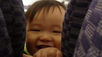 Dad Travel 101 First Flight With A Baby? Ask Yourself These Questions! 7