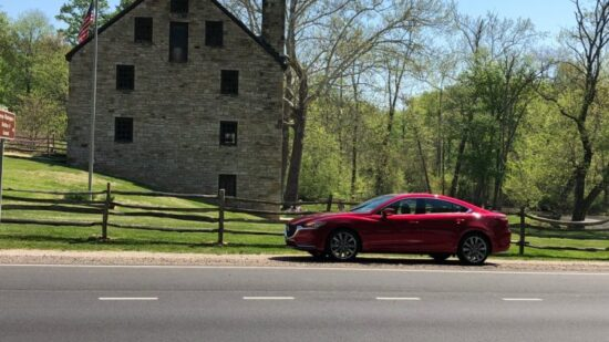 Dad Travel 101 Tips and Products 2018 Mazda 6 Review: Affordable Luxury Sedan for Traveling Dads