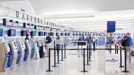 bay area airports