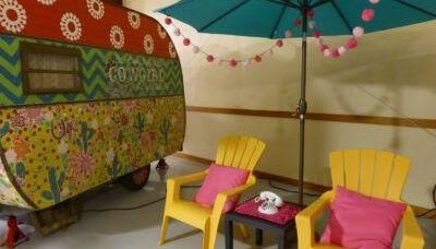 Round Top Texas glamping