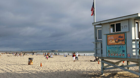 L.A.'s top five cleanest family beaches