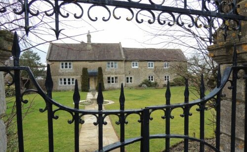 Housesitting a manor home in England