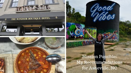 Asheville photos by Sherry Boswell