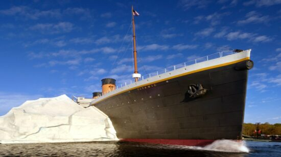 Titanic Museum Attraction Pigeon Forge