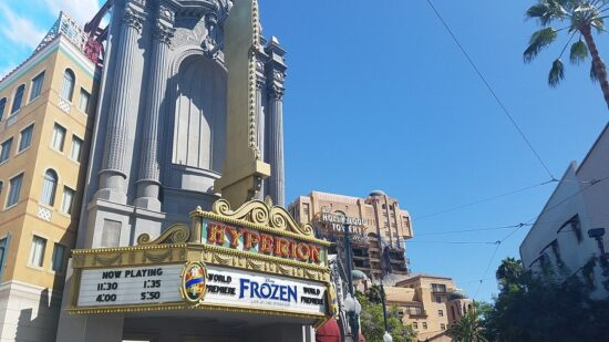 Disney Frozen Live at the Hyperion Show