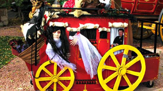 Join the Wacky and fun Emma Crawford Coffin Races in Manitou Spring
