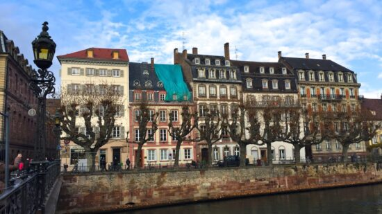 Strasbourg, France is a walkable city