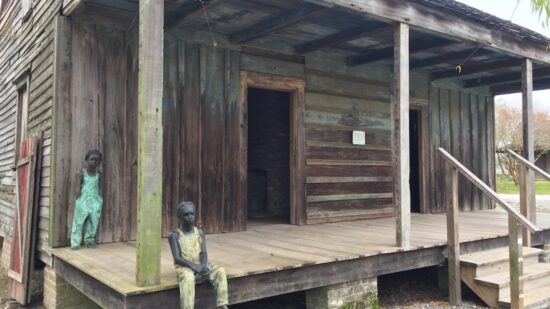 A plantation near New Orleans focuses on the slaves' perspective