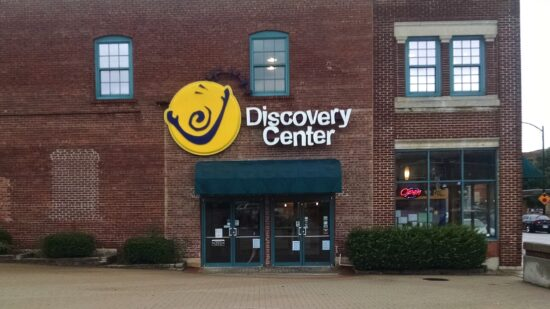 Taking a Route 66 road trip with the kids? When it's time for a pit stop, pull over in Springfield, MO, and explore 4 floors of fun at Discovery Center.
