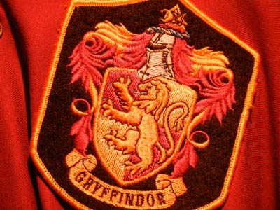 gryffindor harry potter the exhibition