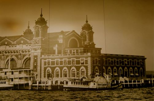 Finding Family History on New York's Ellis Island