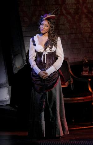 Deborah Cox in Jekyl & Hyde