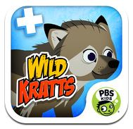 wild kratts math app