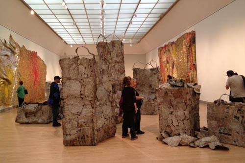 Anatsui-WideExhibit
