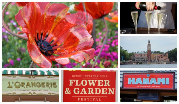 what to eat at epcot flower and garden festival