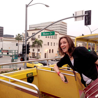 starline tours rodeo drive