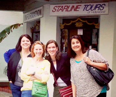 starline tours ticket booth