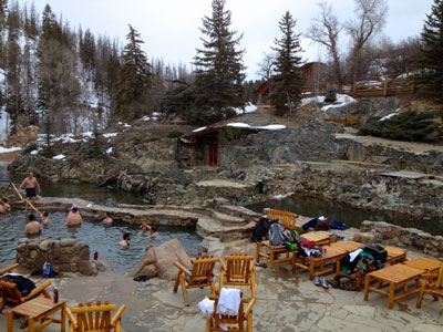 Strawberry Hot Springs