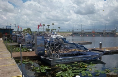 airboats sawgrass