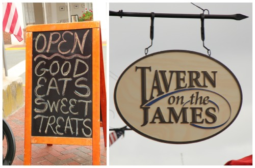 tavern on the james scottsville