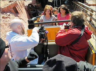 FilmingonBigThunderMountain