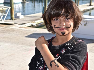 Pirate Adventure for Kids in Southern Florida