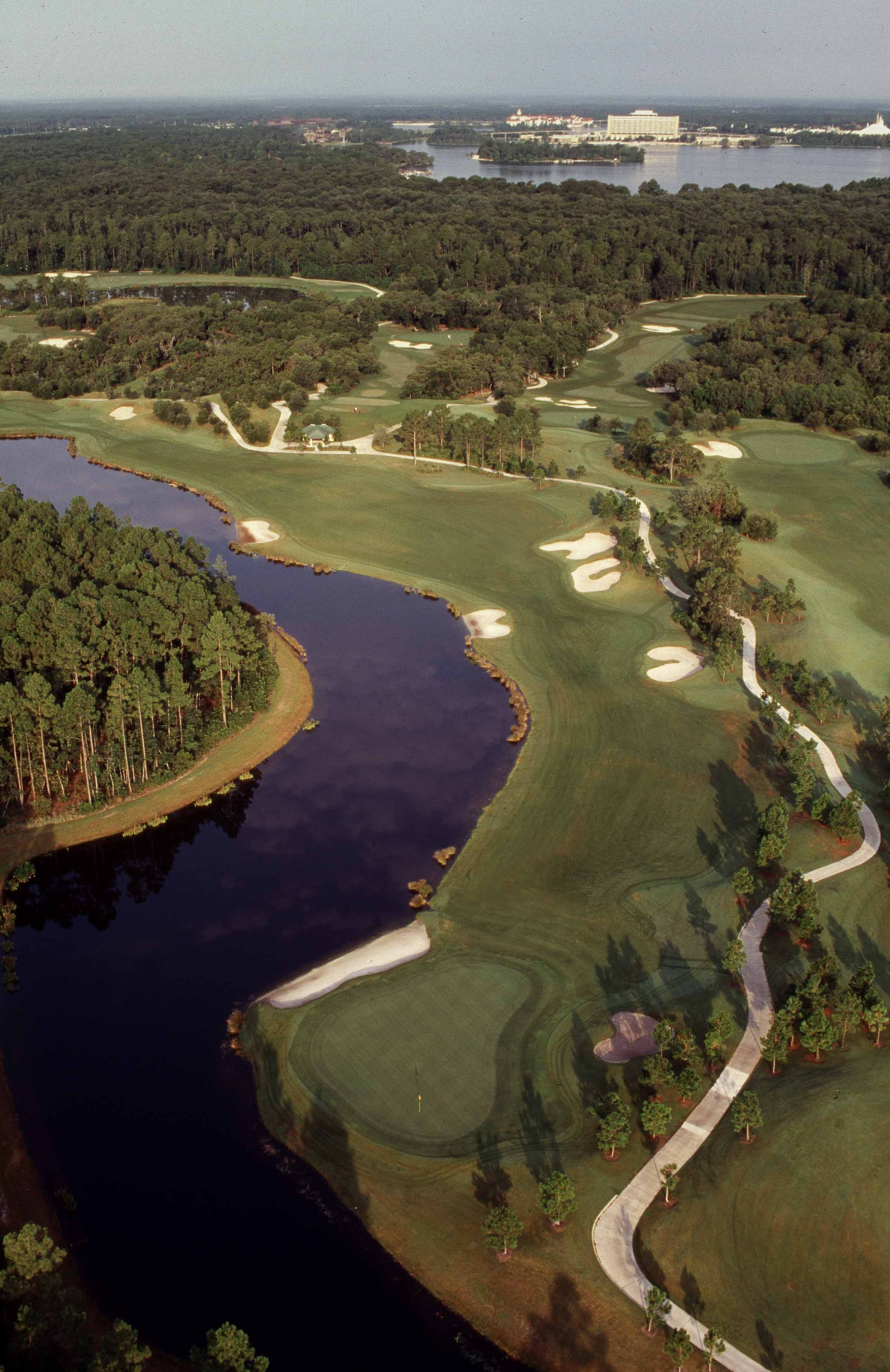 Osprey Ridge Golf Photo: Walt Disney World