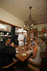 chef's table Victoria & Alberts Photo: Walt Disney World