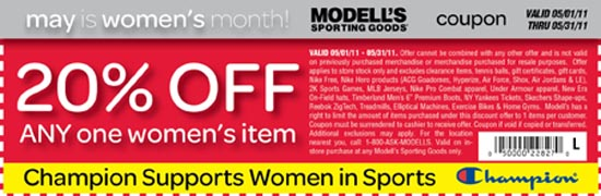 Modells_Womens_Month_Coupon