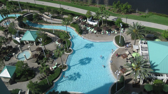 Hilton Bonnet Creek Orlando