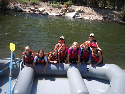 river rafting in park city