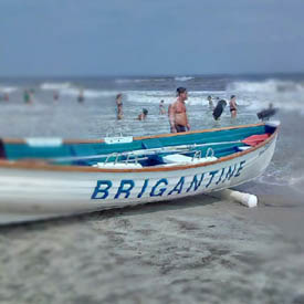 brigantine beach new jersey shore