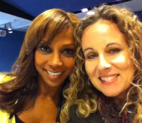 Holly Robinson Peete from the Talk on CBS