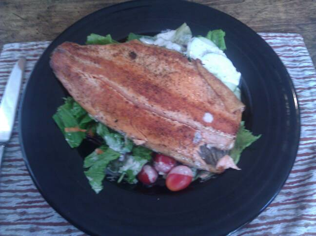 TroutSalad