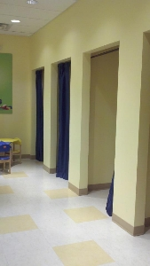 Nursing Rooms at Legoland