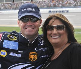 Traveling with NASCAR Mom, Kim Wallace