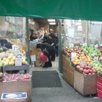 Perma fruit stand in Coney Island