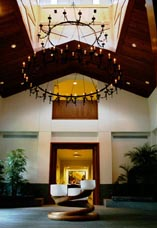 Woodloch Foyer, photo by Katja Presnal
